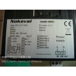 NOKEVAL数显表12825;201-4/20 Loop Powered Panel met