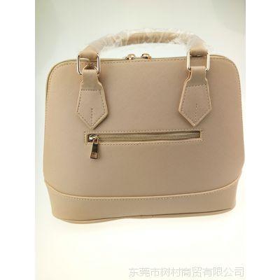日韩潮流女士手提包PU女包时装贝壳形女装手提包