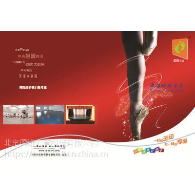 广西贵港舞蹈地胶厂家直销 小丑进口PVC材质