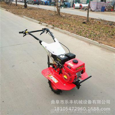 自走式小型旋耕机 多功能汽油耕整翻地机价格