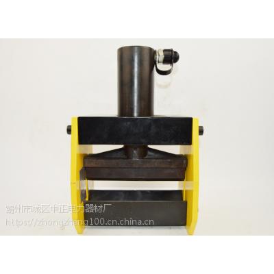 中正液压弯排机适用排宽度50-125mm厚度5-12mmm升级资质