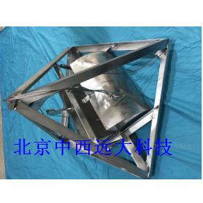 中西(LQS现货)静力式采泥器 型号:KH055-M21206库号:M21206