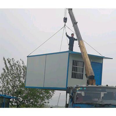 众 联钢构专业施工-平顶山移动集装箱房采购