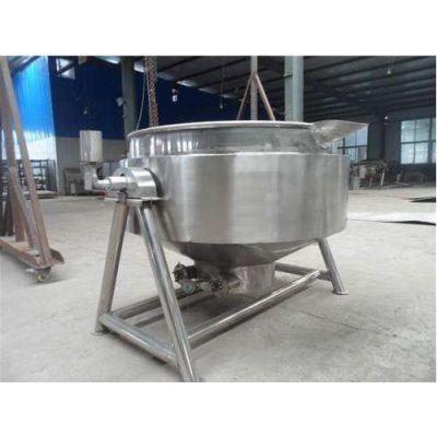 燃气加热搅拌夹层锅制造合同