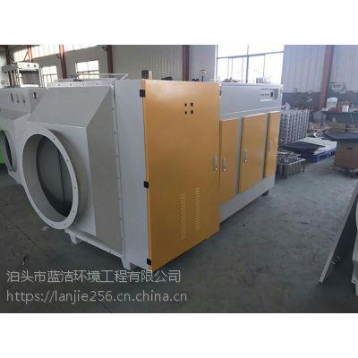 安徽蓝洁光氧催化废气处理设备工程安装厂家