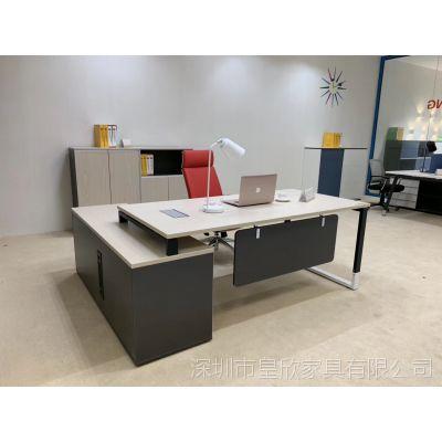 龙华经理办公桌椅定做厂家