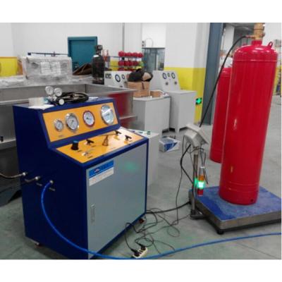消防七氟丙烷充装检测设备东莞赛森特