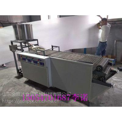 东北豆腐皮机器 金盛达270型豆腐皮机厂家价格
