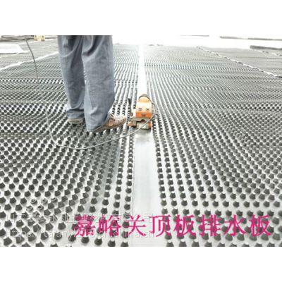 嘉峪关屋面种植排疏板+土工布