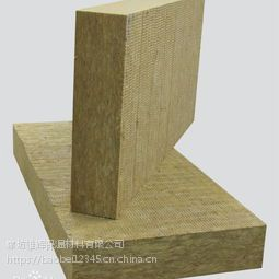 山西岩棉板/铝箔贴面保温板