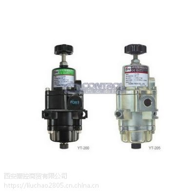 空气过滤减压阀 YT-200BN231 YTC中国代理