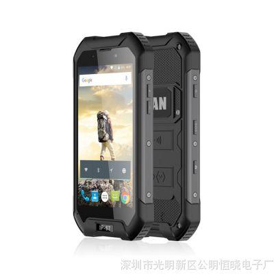 批发外贸户外三防智能Z09 4.5寸屏1+8G 6580四核智能军工手机