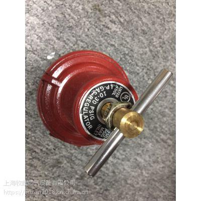 美国REGO力高597FB液化气/钢瓶减压阀