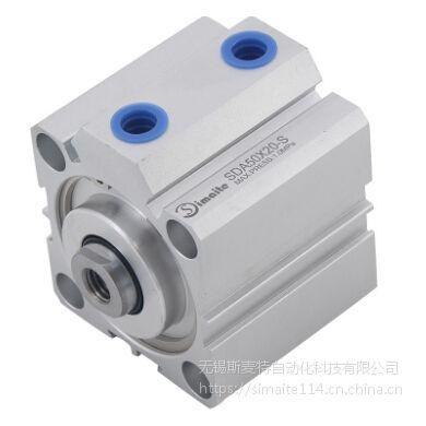 日本薄型气缸 硬质氧化处理硬度好 气缸生产厂家