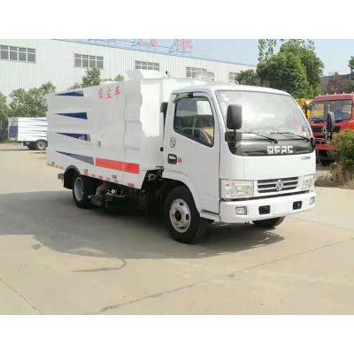 云南3吨5吨扫路车价格 扫路车带洒水