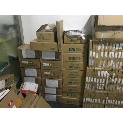 HRM-502-1(40)广濑HRS射频同轴金属连接器