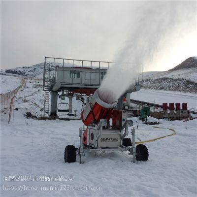 滑雪场造雪机使用须知 老雪场如何维护保养人工造雪机