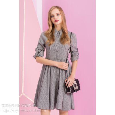 女装品牌服饰折扣店东北虎春夏装新款上衣连衣裙