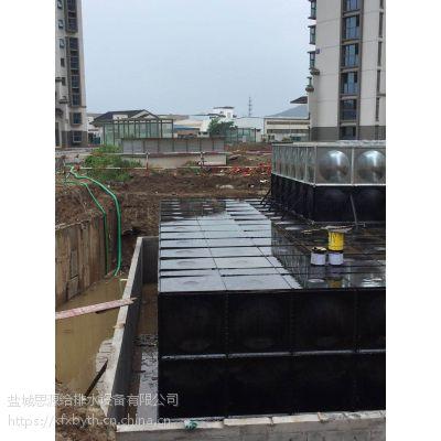 地埋式箱泵一体化HBP5.0/30-2-HDXBF216消防泵站