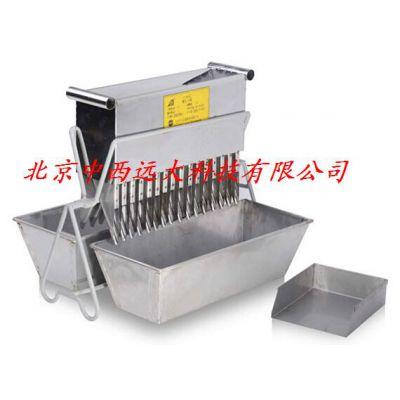 中西(LQS现货)槽式二分器 型号:CM61-5E-TR9*32库号:M325614
