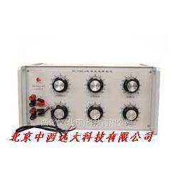 中西DYP 标准应变模拟仪-六盘 型号:2106-6库号:M330550