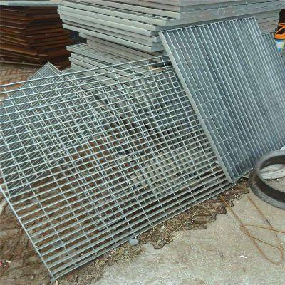 镀锌平台钢格栅板 钢格板特点 山东钢格板厂