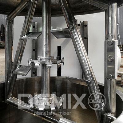 低粘度搅拌机-DEMIX同轴搅拌机