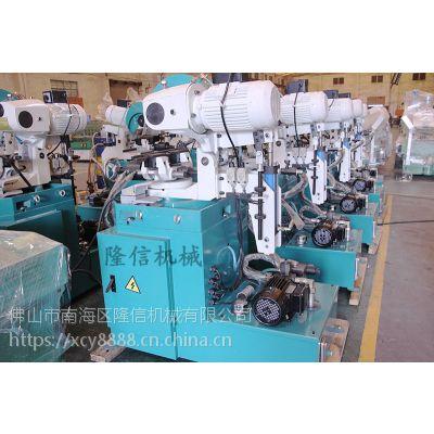 自动切割设备 不锈钢切割机价格 半自动液压切管机隆信机械