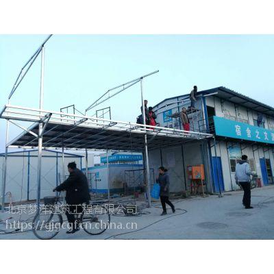 大兴区彩钢板安装彩钢房搭建制作