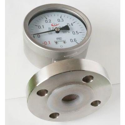 DN25 Ta耐震法兰隔膜压力表YN100/Y150-MF8_无锡科佳特种厂家