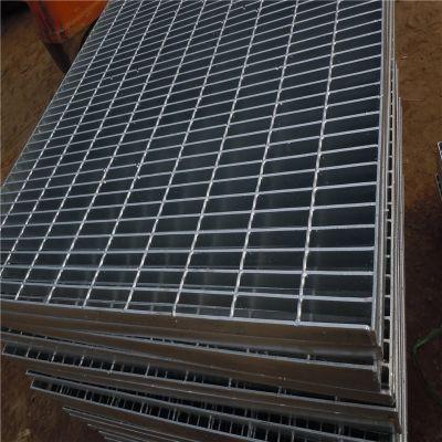 钢铁厂平台网格板 扁铁焊接网 水沟钢盖板