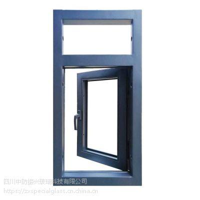 重庆65型断桥铝防火窗耐火窗供应大型工程项目