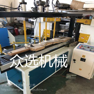 众选木门门梃机设备实木家具生产专用设备厂家