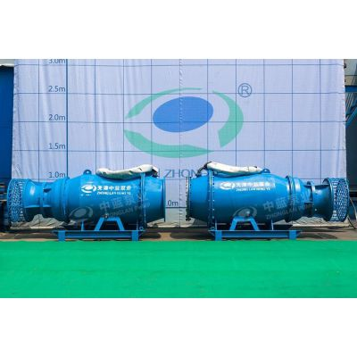 600QZB-50潜水轴流泵-耐腐蚀-不锈钢叶轮-现货