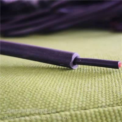 厂家直销CE认证柔性双绝缘TRV 中速单芯拖链电缆