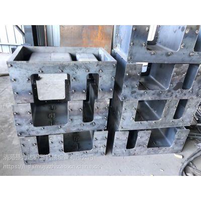 电缆槽模具 预制电缆槽钢模具 保定力达模具厂
