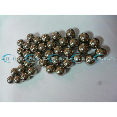 英制尺寸AISI52100钢珠11/16英寸17.463mm轴承钢球材质GCr15材料SUJ2现货