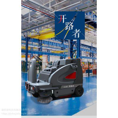 重庆高美的驾驶室扫地机无法正常停车故障分析