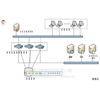 桌面虚拟化 免费云桌面系统 云电脑终端 YL137 禹龙云 云终端解决方案