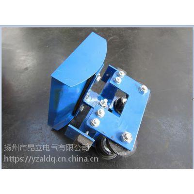 GHC型工字钢电缆滑车,10号工字钢电缆滑车小轮子