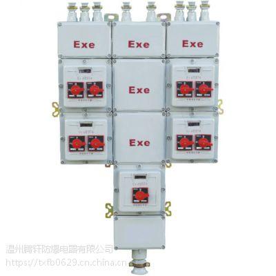 BXM51-T8防爆照明配电箱非标定做