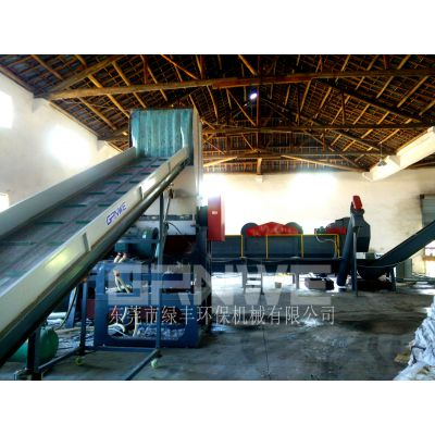 供应塑料破碎清洗回收造粒生产线撕碎机