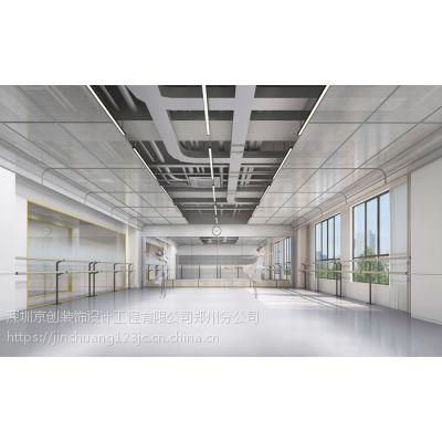 郑州专业音乐艺术中心设计装修公司-京创装饰
