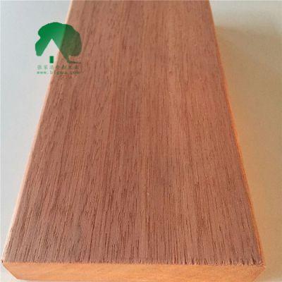批发优质 银口木 定特殊规格户外木材加工 银口木红柳桉厂家批发