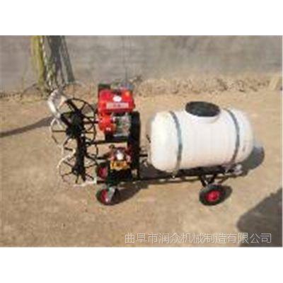高压低温喷雾器 手推式打药车 猪场消毒喷雾机