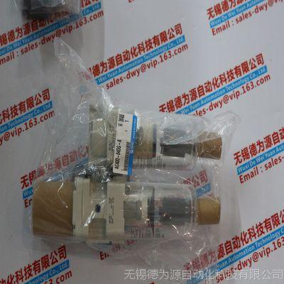 新品日本SMC气源处理器AC640-04DG-A原装供应中