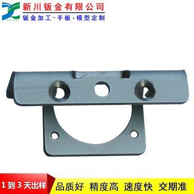 新川厂家直供xcbj18091901镀锌板配件钣金加工定制