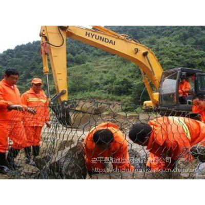 山西石笼网网箱防洪防涝整治生态护岸固脚