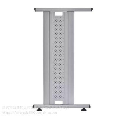 中山五金办公家具 订制办公台钢架 定做职员桌架 电脑台钢架 工厂直销