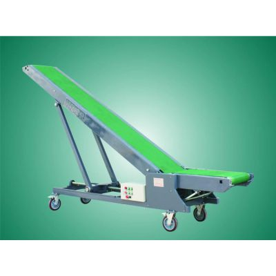 散料防滑输送机厂家直销 防松绳装置输送机